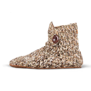 Camo High Top Wool Slippers for Men-Contemporary Fashion-Sustainable Fashion-Ethical Designer-Contemporaryfashion.com