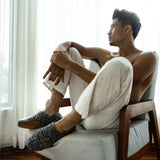 Camo Low Top Wool Slippers for Men-Contemporary Fashion-Sustainable Fashion-Ethical Designer-Contemporaryfashion.com