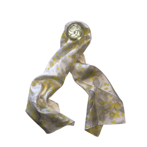 Contrast and Mood Scarf-Contemporary Fashion-Sustainable Fashion-Ethical Designer-Contemporaryfashion.com