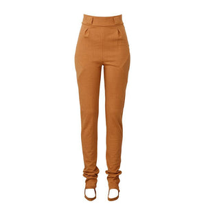 Ladies' Luxe Stirrup Lounge Pant-Contemporary Fashion-Sustainable Fashion-Ethical Designer-Contemporaryfashion.com
