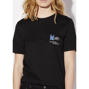 'LOVE NYC' Uniform Tee-Contemporary Fashion-Sustainable Fashion-Ethical Designer-Contemporaryfashion.com