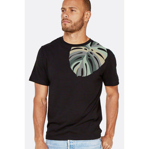 Monstera Graphic Tee-Contemporary Fashion-Sustainable Fashion-Ethical Designer-Contemporaryfashion.com