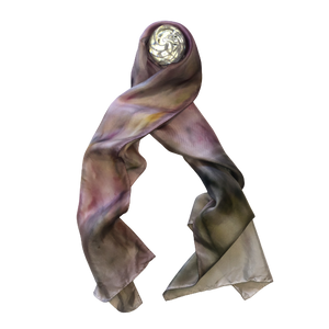 Purple Haze Scarf-Contemporary Fashion-Sustainable Fashion-Ethical Designer-Contemporaryfashion.com
