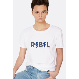 Rebel Graphic Tee-Contemporary Fashion-Sustainable Fashion-Ethical Designer-Contemporaryfashion.com