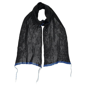 The Delamere Cashmere scarf-Contemporary Fashion-Sustainable Fashion-Ethical Designer-Contemporaryfashion.com