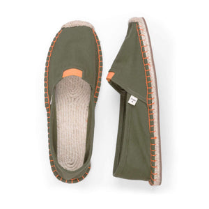 Vegan ExtraFit Espadrilles for Men in Urban Jungle | Urban Nights-Contemporary Fashion-Sustainable Fashion-Ethical Designer-Contemporaryfashion.com