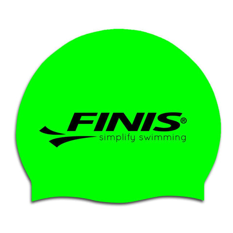 SILICONE CAP W/SIMPLIFY SWIMMING