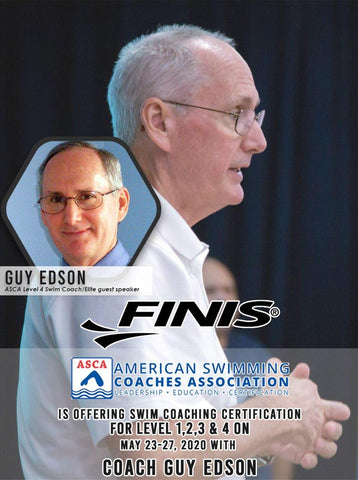 ASCA - FINIS Swim Coach Certification Program 2020