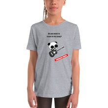 "画像をギャラリービューアに読み込む, XCROSS DASH 2020 GUITAR PANDA ver. ""Youth Short Sleeve T-Shirt"""
