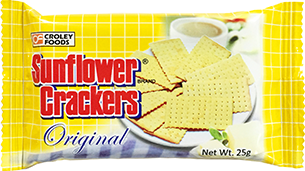 Sunflower Crackers Original 5.7 Oz.