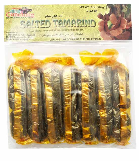 Aling Conching Salted Tamarind 6 oz
