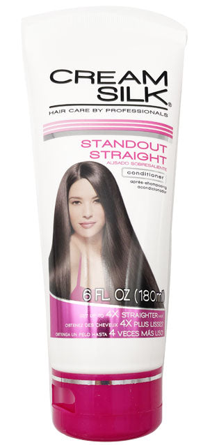 Cream Silk Standout Straight (Pink) - 180ml