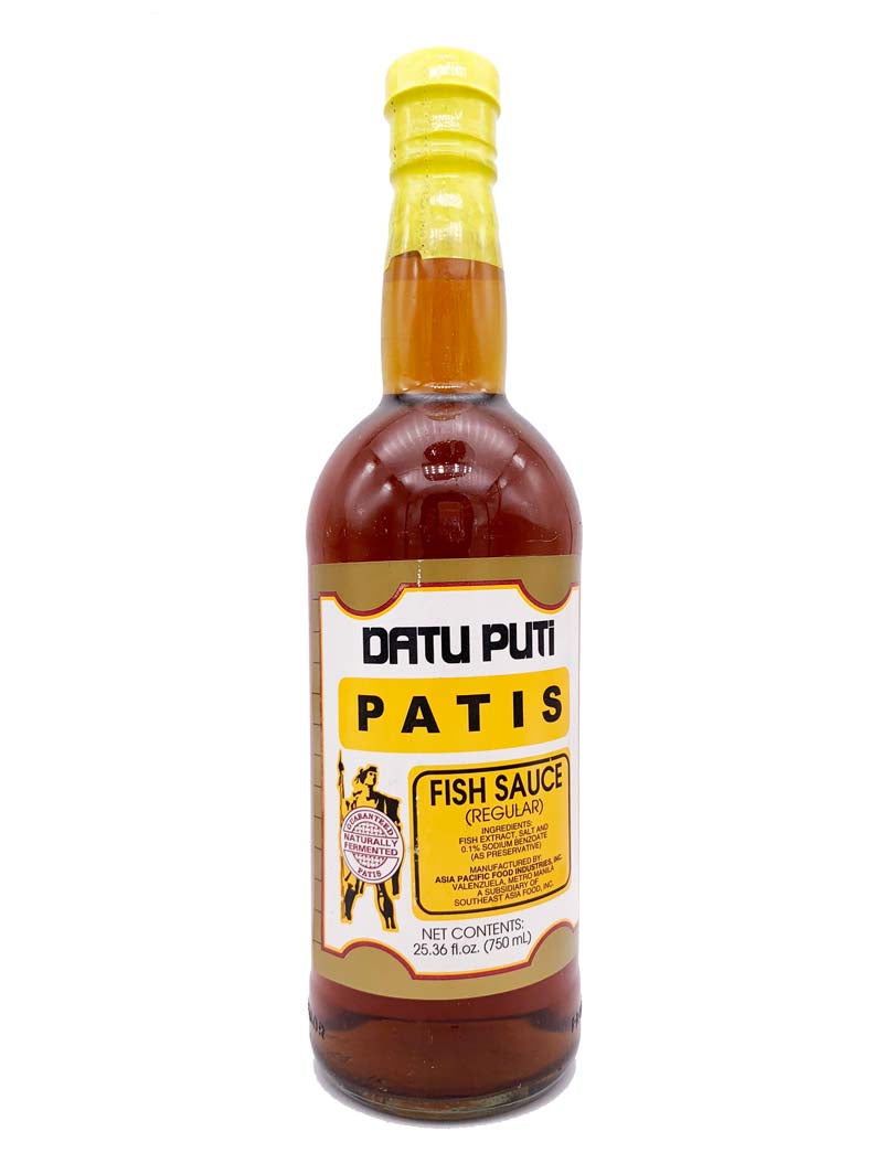 Datu Puti Patis Fish Sauce 750ml