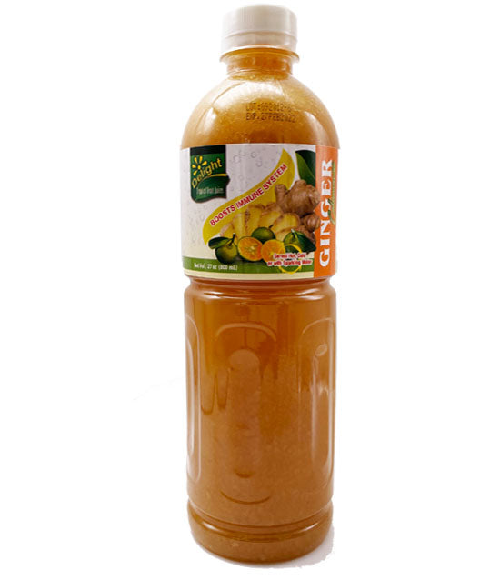 Delight Kalamansi Concentrate with Ginger 27oz