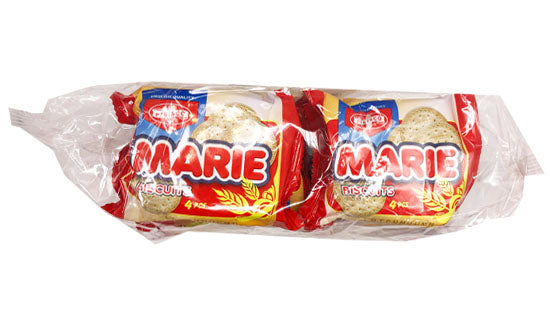 Fibisco Marie Biscuits 10 Pack