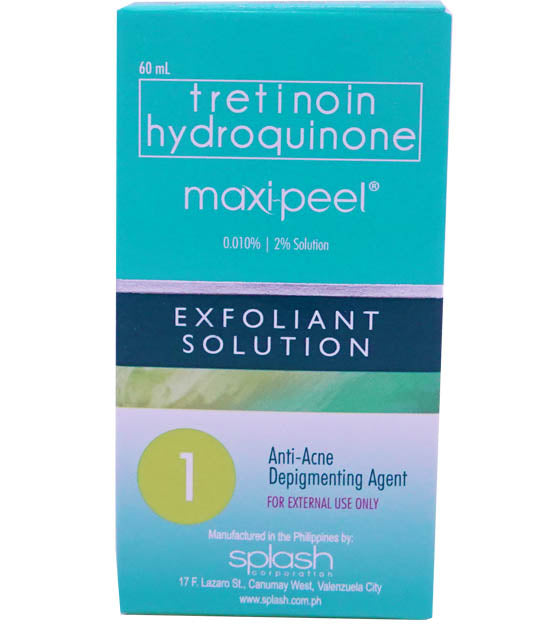 Maxi-peel Exfoliant #1 60ml