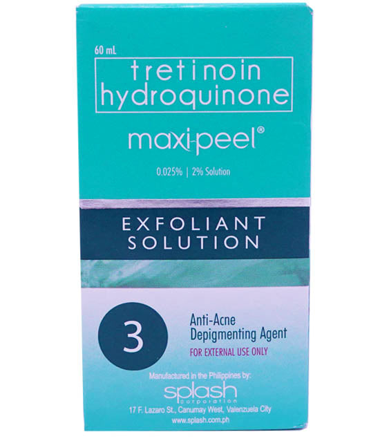 Maxi-Peel Exfoliant #3 60ml