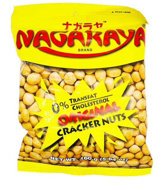 Nagaraya Cracker Nuts Original Flavor 160g