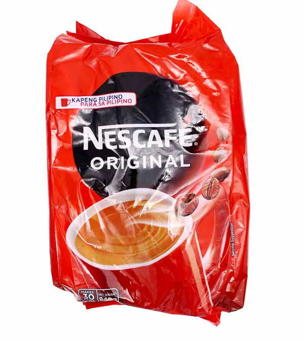 Nestle Nescafe Kapeng Pilipino Coffee 30 Pack 840g
