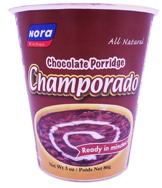 Nora Kitchen Champorado Chocolate Porridge
