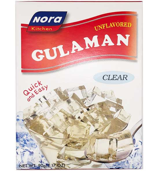 Nora Kitchen Gulaman Unflavored Clear 3.17oz