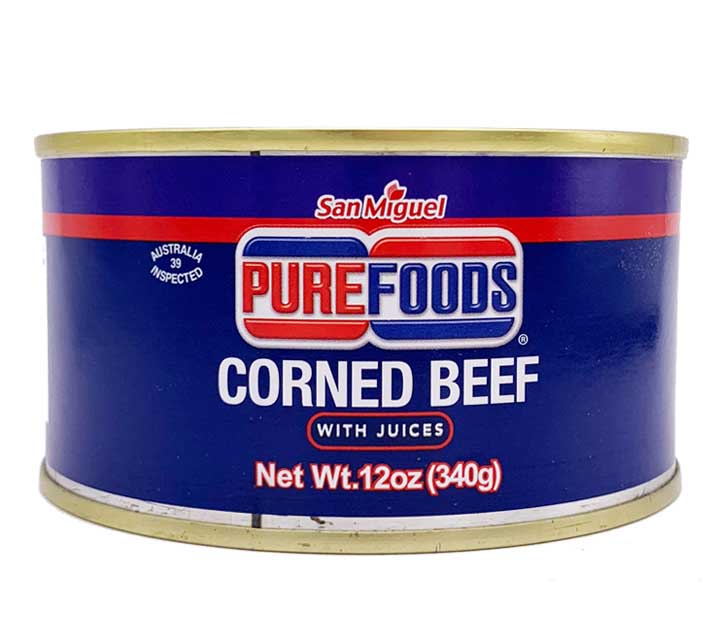 San Miguel Pure Foods Corned Beef 12oz