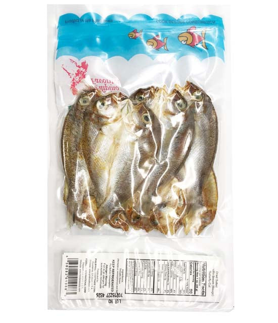 Tropics Dried Threadfin Bream (Bisugo) Butterfly-cut 6oz