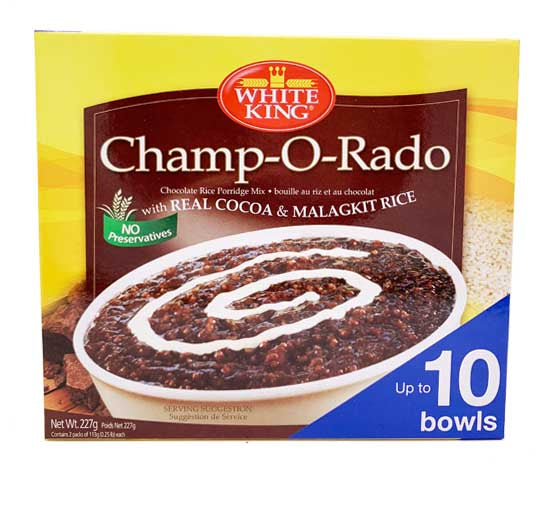 White King Champorado Mix 227g