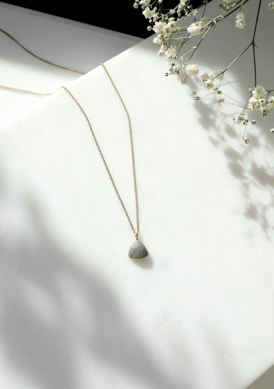 Delicate Gold Chain Necklace