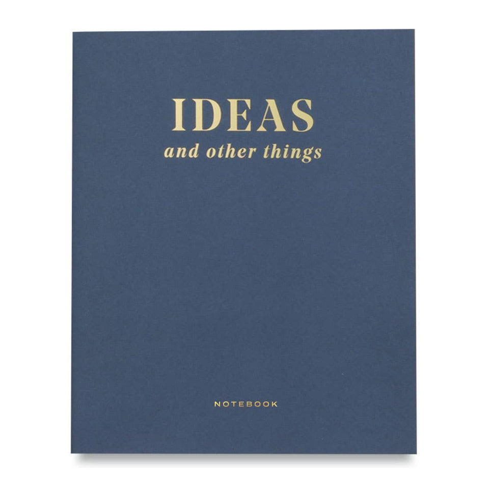 Notebook - Ideas And Other Things