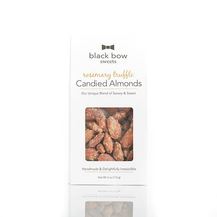 4 oz Rosemary Truffle Candied Almond Gourmet Box