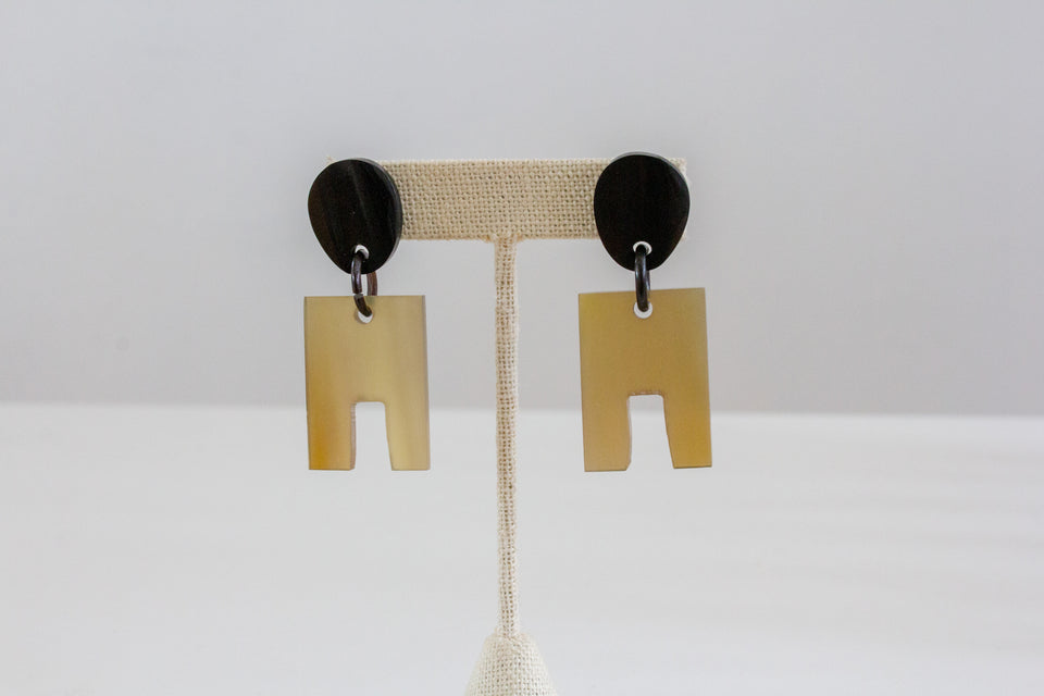 Acrylic Dangle Earrings