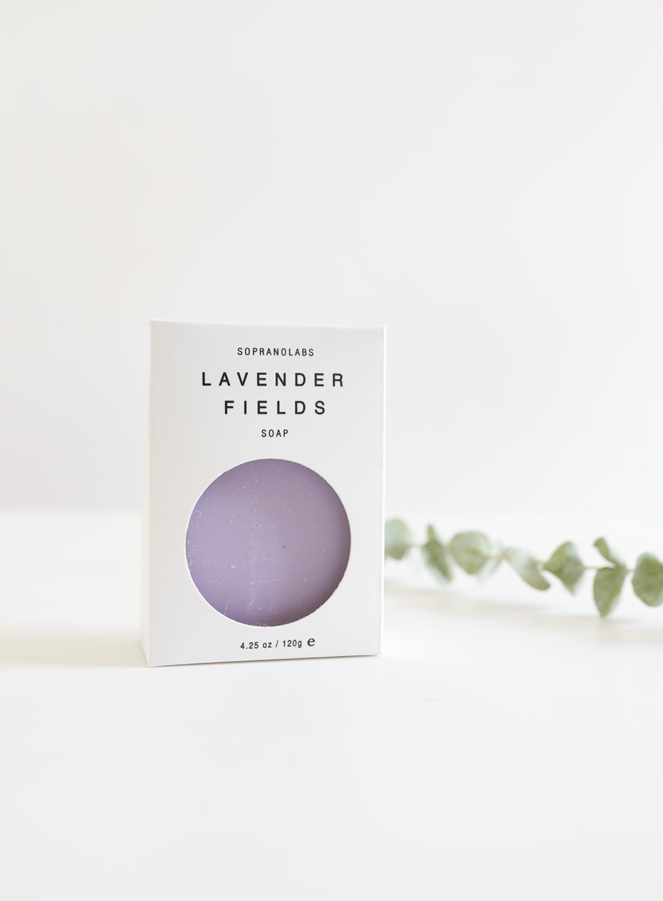 Lavender Fields Vegan Soap. Gift for her/him