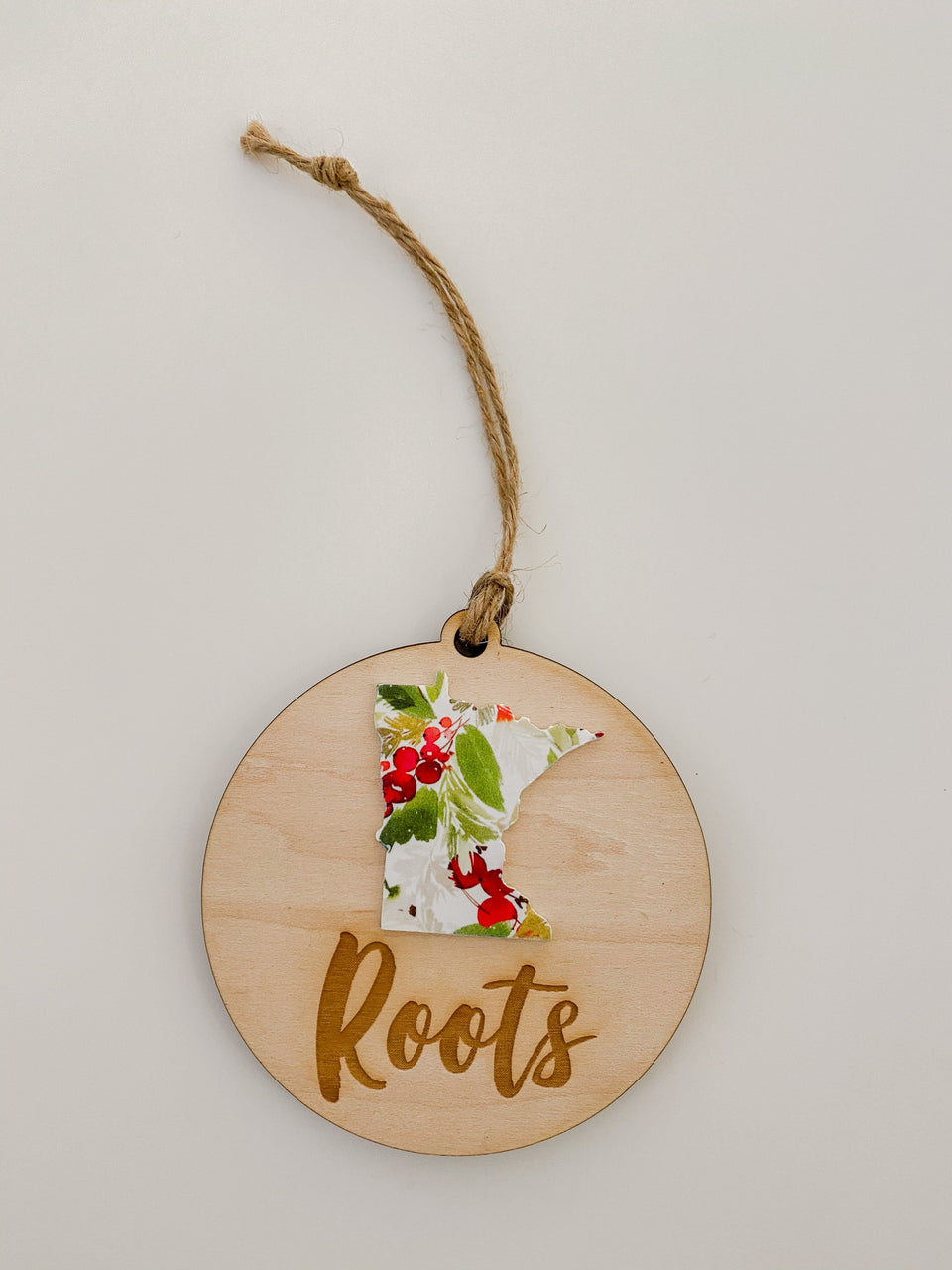 Minnesota Roots Ornament