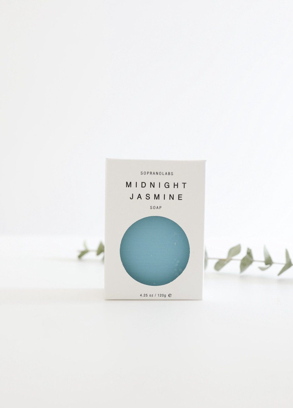 Midnight Jasmine Vegan Soap. Gift for her