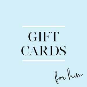 The Skin Bar Berwick Gift Card for Men