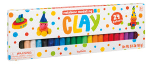 Rainbow Modeling Clay (24 colors)