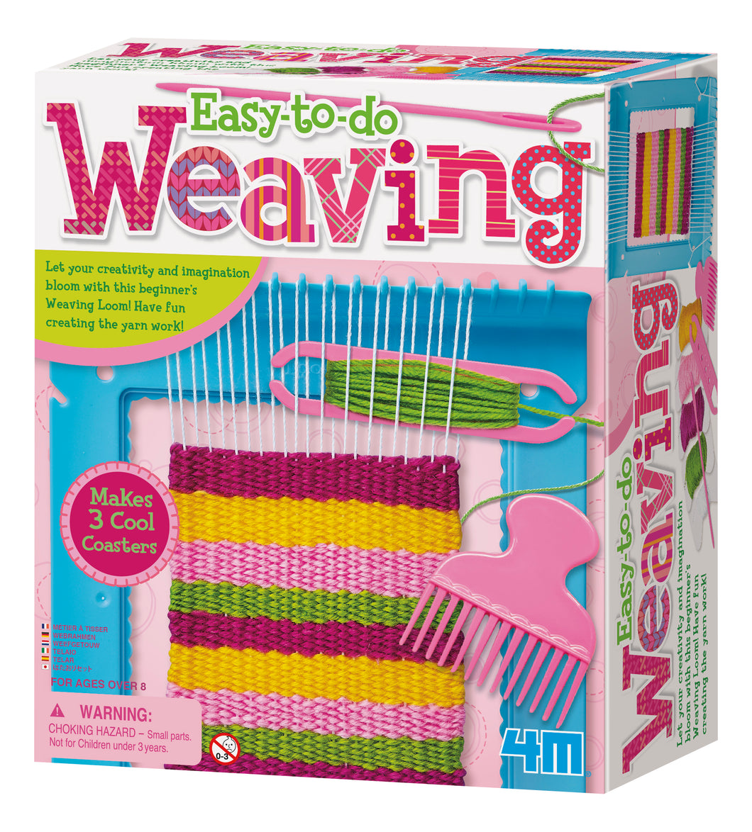 Easy To Do Weaving