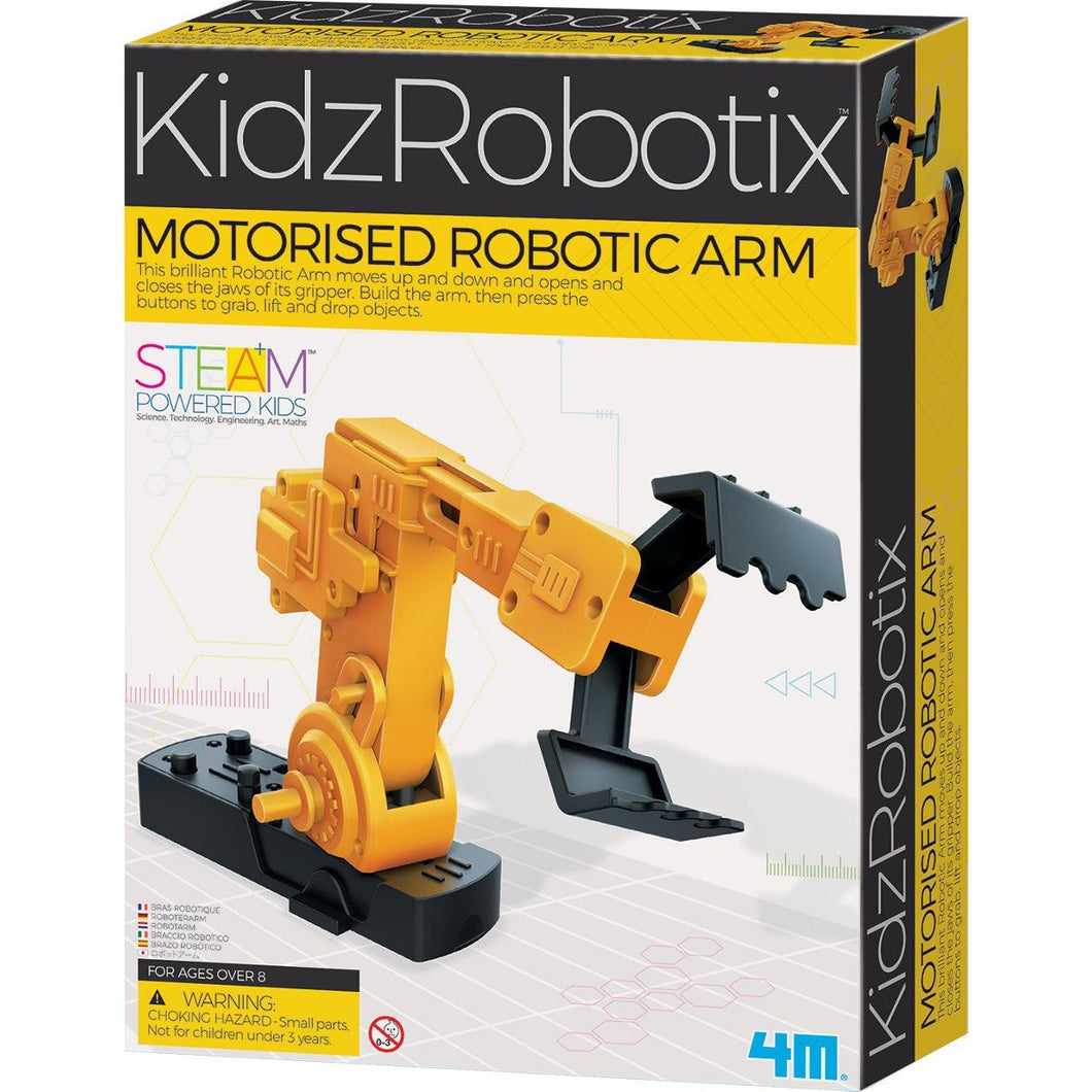 KidzRobotix Motorized Arm