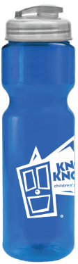 Knock Knock Water Bottle