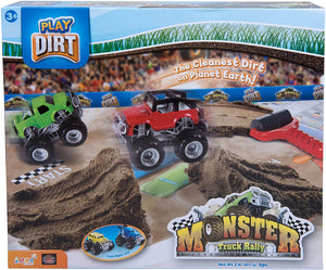 Monster Truck Play Dirt