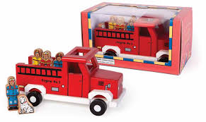 Stack & Play Fire Truck