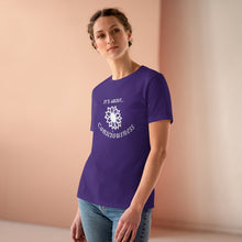 Load image into Gallery viewer, It's About Consciousness Women's Premium Tee