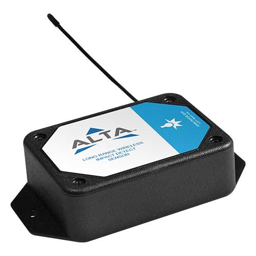 ALTA Wireless Accelerometer Impact Detect Sensor,AA Battery Pwrd,900MHZ