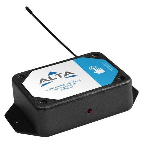 ALTA Wireless Button Press Sensor - AA Battery Powered, 900MHZ
