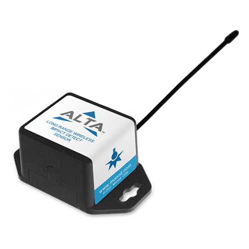 ALTA Wireless Accelerometer Impact Detect Sensor,Coin Cell Powered,900MHZ