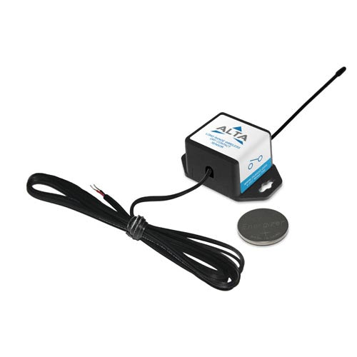 ALTA Wireless Dry Contact Sensor - Coin Cell Powered, 900MHZ