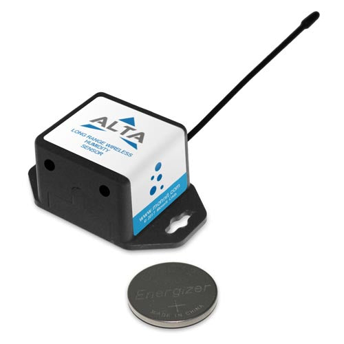 ALTA Wireless Humidity Sensor - Coin Cell Powered, 900MHZ