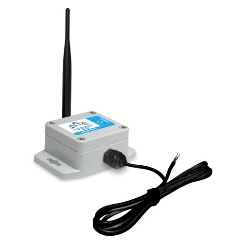 ALTA Industrial Wireless Water Detection Sensor with Solar Power, 900MHZ
