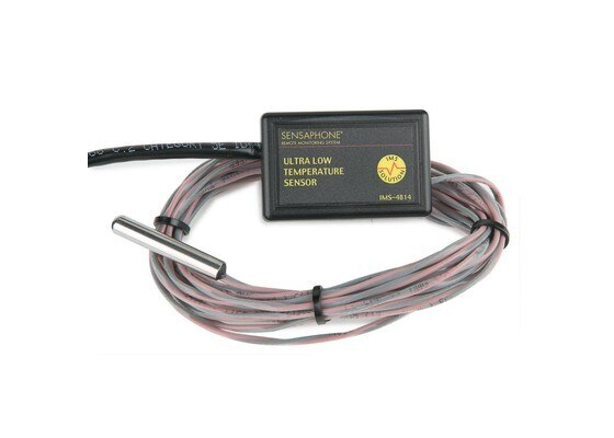 Sensaphone IMS-4814 Ultra Low Temperature Sensor (-85C)